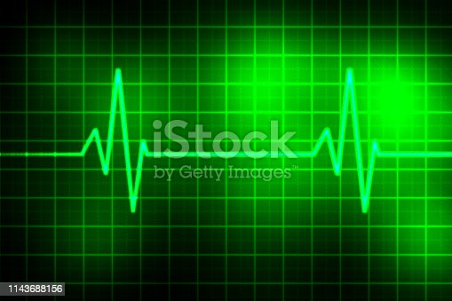 876037556 istock photo graph and health care abstract background 1143688156
