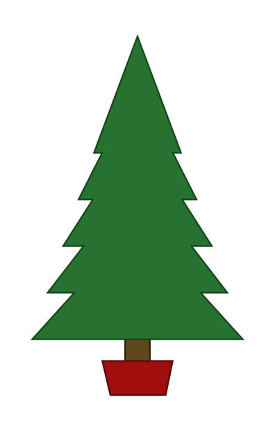 25 Undecorated Christmas Tree Illustrations Royalty Free Vector Graphics Clip Art Istock Holidays, celebration and christmas concept. 25 undecorated christmas tree illustrations royalty free vector graphics clip art istock
