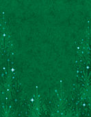 istock Graphic image of a green background with Christmas trees 92224286
