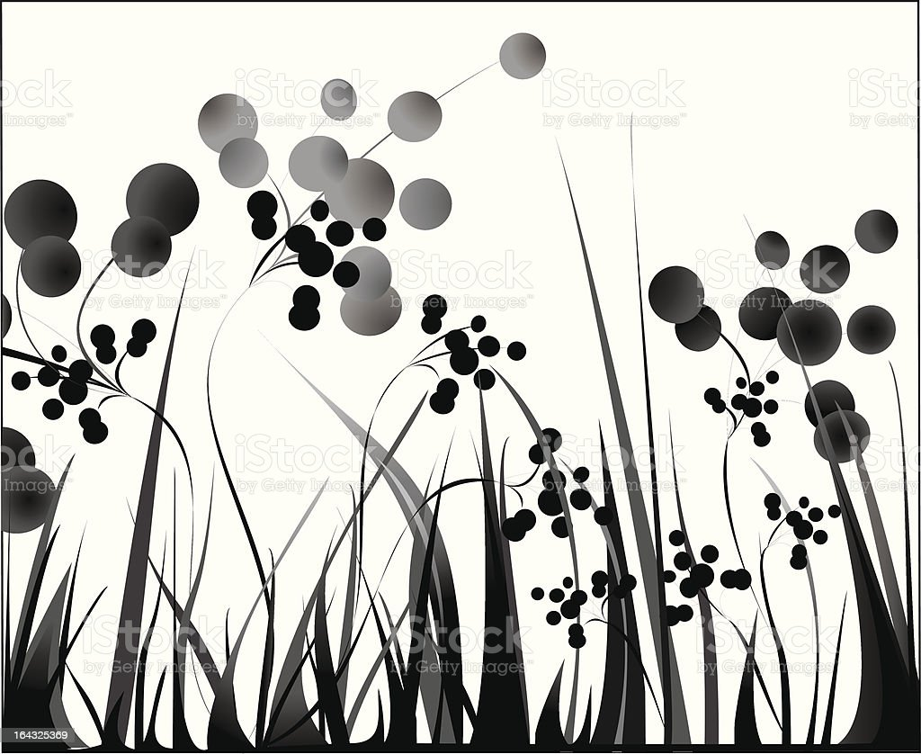 grass vector silhouette royalty-free grass vector silhouette stock vector art & more images of abstract