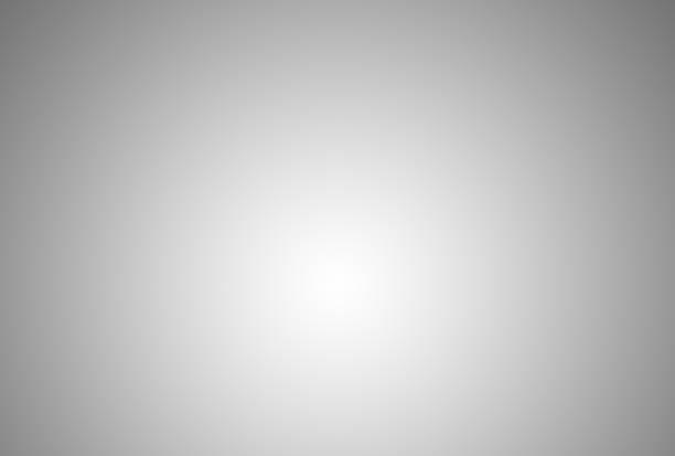 gradient szary tło - fotografika stock illustrations