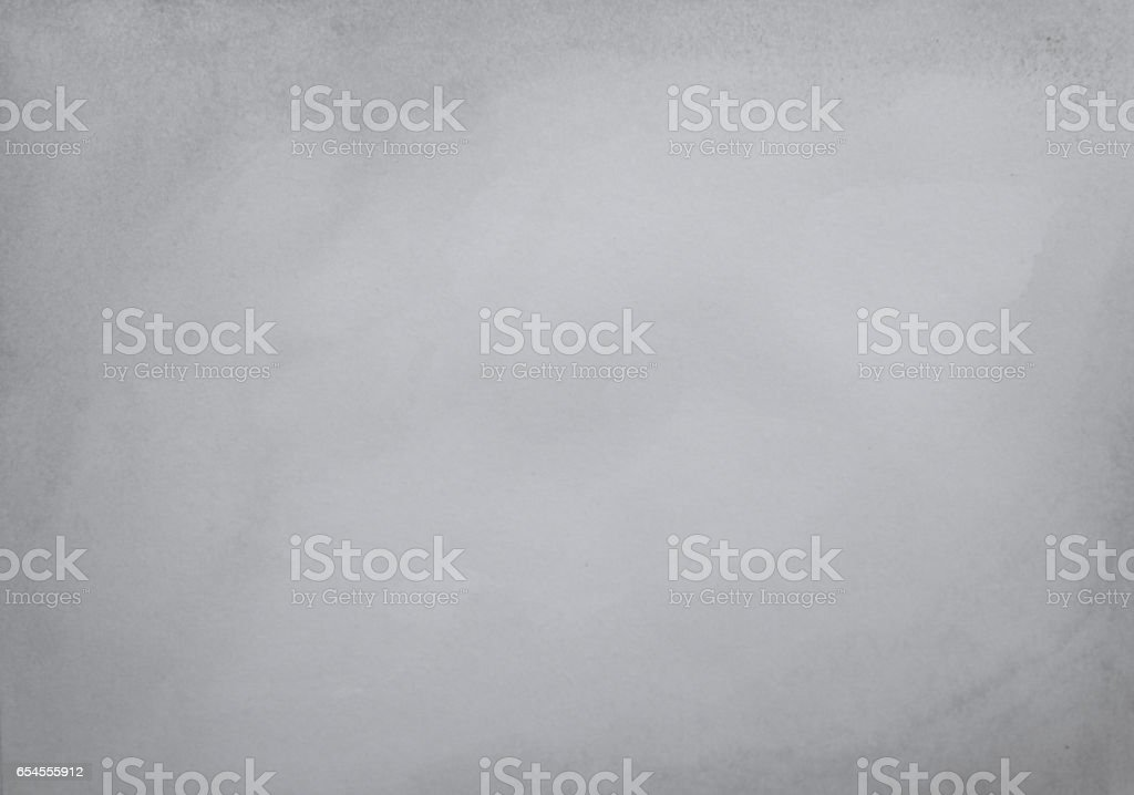 gray watercolor background - abstract texture vector art illustration