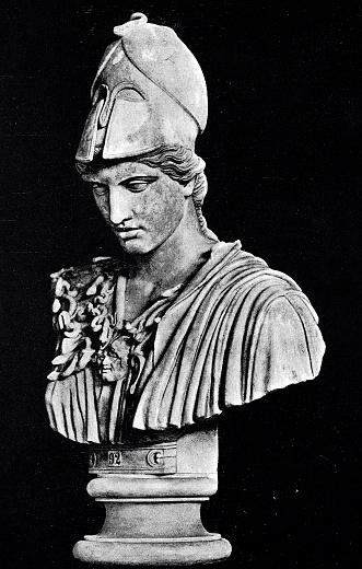 Greek godess of wisdom, Athene