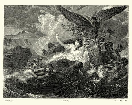 Greek mythology, Europa a Phoenician princess