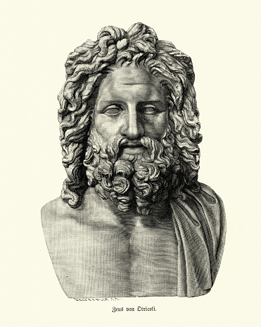 Zeus Griechisch