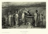 istock Greek mythology, the Danaides 1291838862