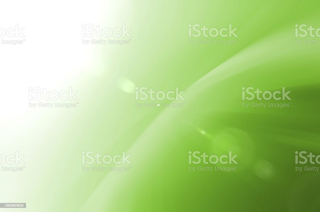Green abstract and sunshine background. royalty-free green abstract and sunshine background stock vector art & more images of abstract