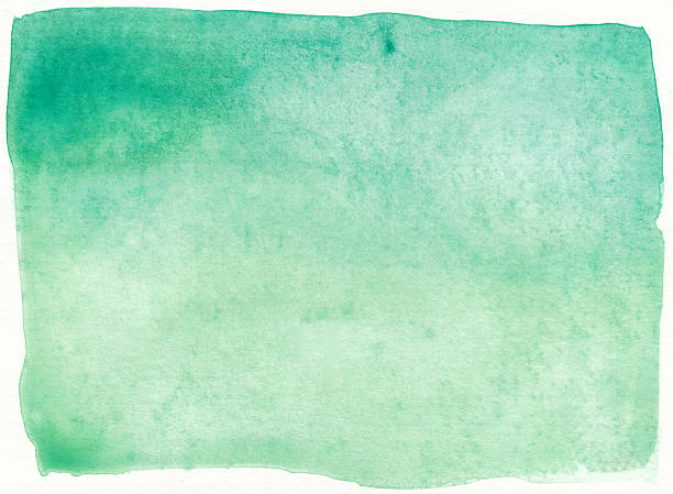 グリーンの抽象的なテクスチャ背景 - 水彩画のテクスチャ点のイラスト素材/クリップアート素材/マンガ素材/アイコン素材