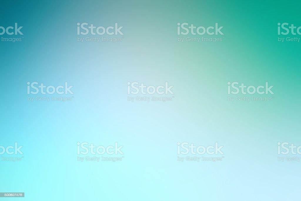 緑色青色のソフトなスタイルを一体化背景 ベクターアートイラスト