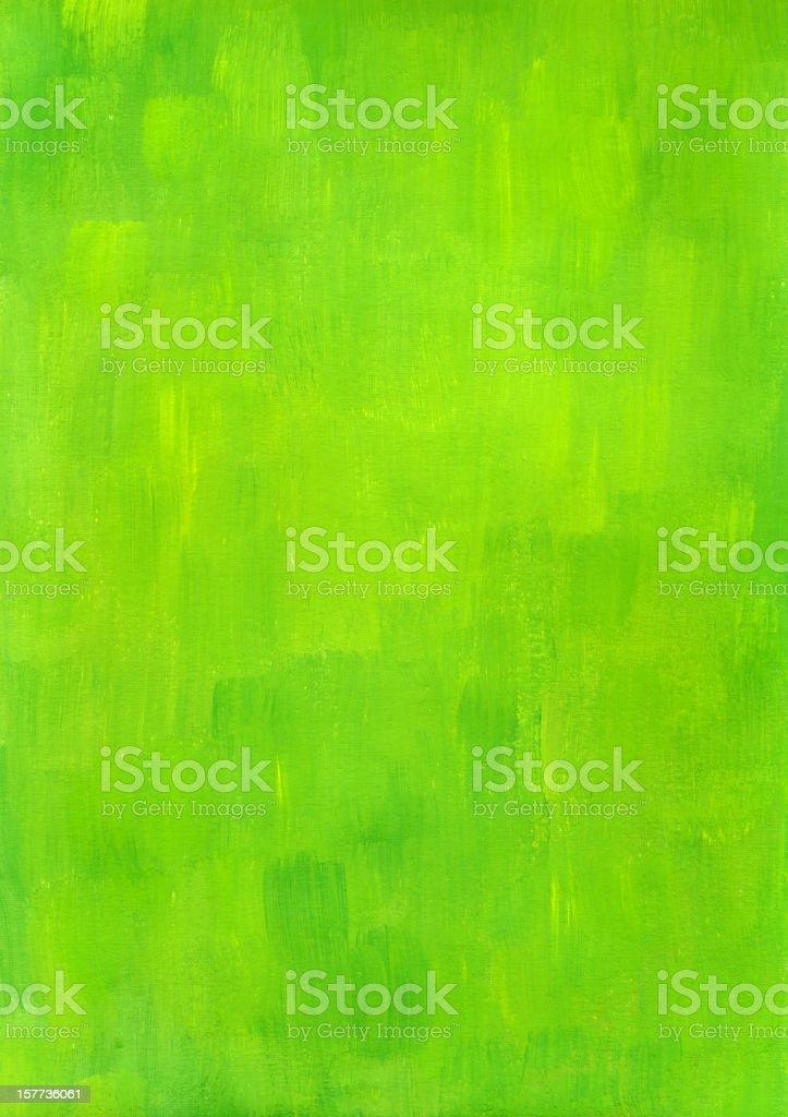 Gebürstetes Hintergrund Grün – Vektorgrafik