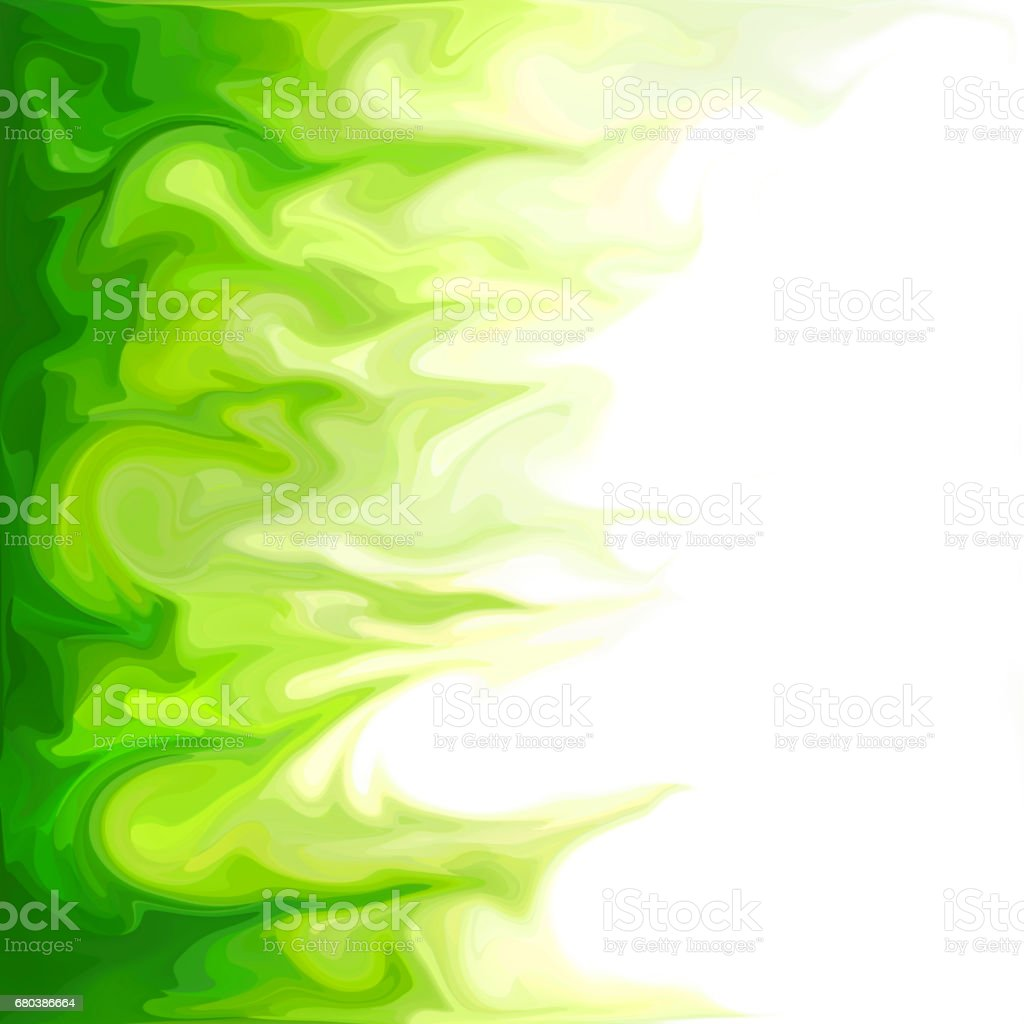 Green Digital Acrylic Color Swirl Or Similar Marble Twist royalty-free green digital acrylic color swirl or similar marble twist stock vector art & more images of abstract