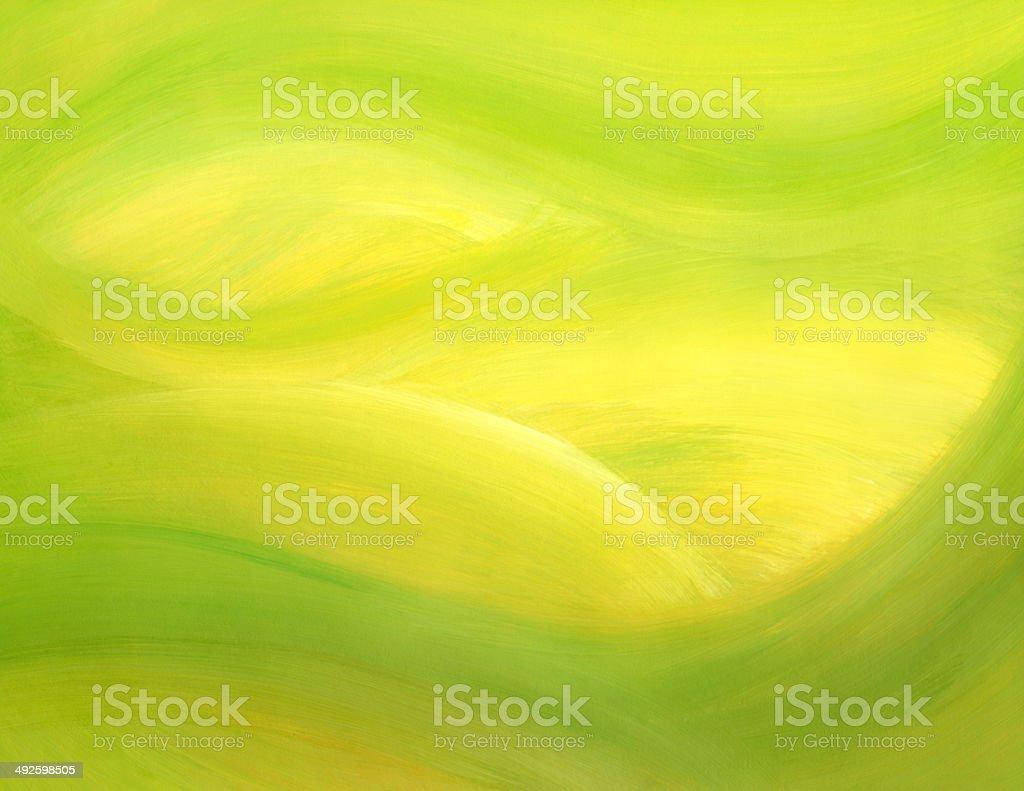 Green hills – Vektorgrafik