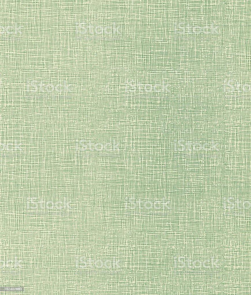 Green Linen Texture royalty-free stock vector art