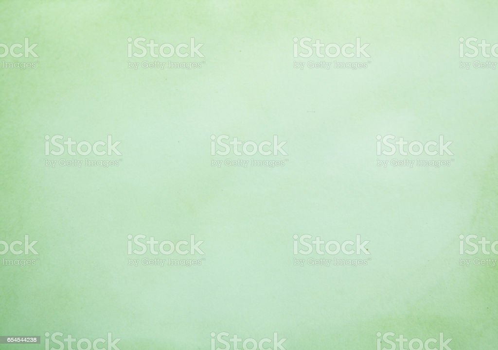 green watercolor background - abstract texture vector art illustration