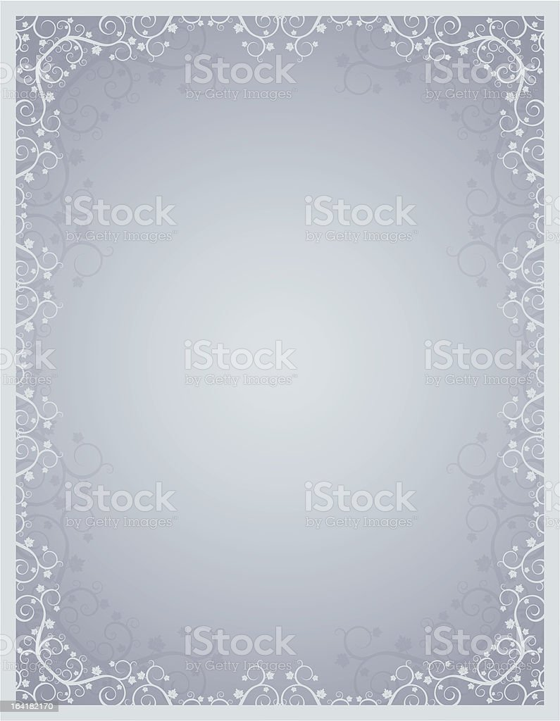 grey background, vector royalty-free stock vector art