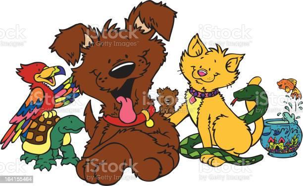 Group of pets illustration id164155464?b=1&k=6&m=164155464&s=612x612&h=c8d5evcjfdrqx ynaw3 zgvofttmxwlqsfhzk 0hsnw=