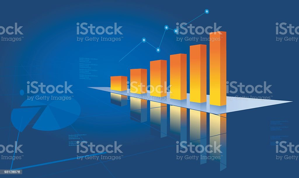 Growth royalty-free growth stock vector art & more images of backgrounds
