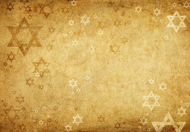 grunge background with david stars grunge background with david stars - made with photoshop from my own resourcesSimilar images: star of david stock illustrations