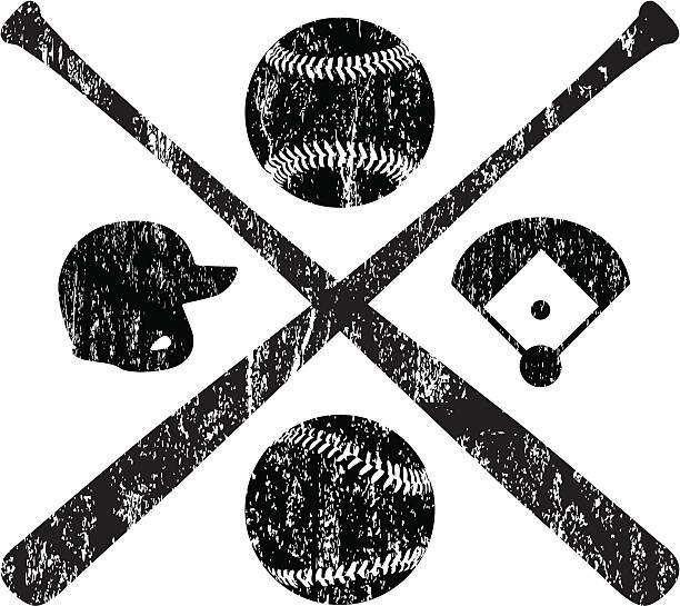 Royalty Free Baseball Bat Clip Art, Vector Images ...
