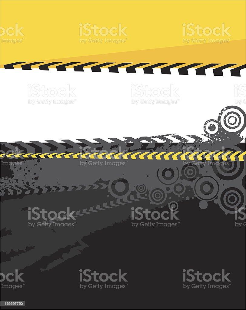 Grunge City royalty-free stock vector art