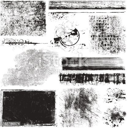Detailed grunge elements.Hi res jpeg included.More works like this linked below.