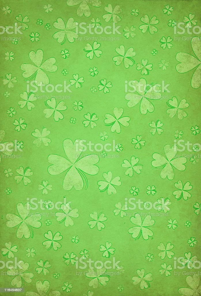 grunge green st patrick background royalty-free grunge green st patrick background stock vector art & more images of backgrounds