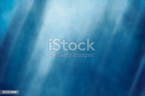 istock Grunge halftone background 522526881