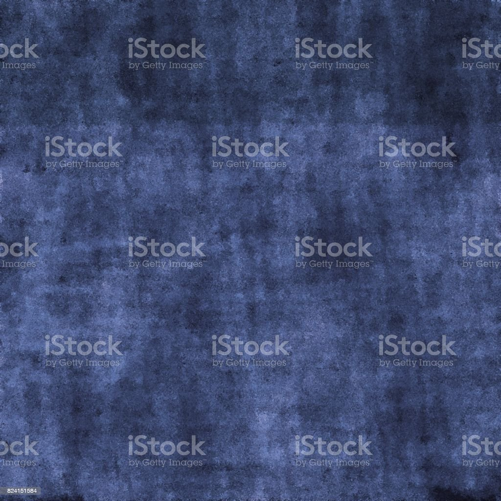 Grunge indigo blue background vector art illustration