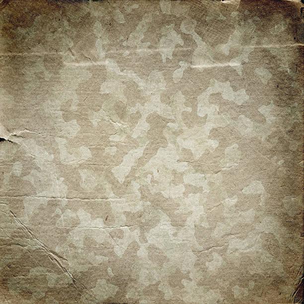 Grunge militärischen Hintergrund mit Textur Papier – Vektorgrafik