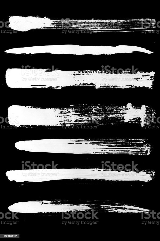 Grunge paint effects royalty-free grunge paint effects stock vector art & more images of abstract