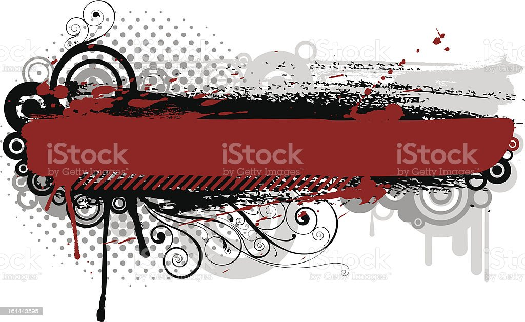 Grunge rusty background royalty-free grunge rusty background stock vector art & more images of abstract