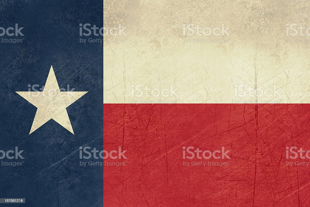 Grunge Texas state flag royalty-free grunge texas state flag stock vector art & more images of computer graphic