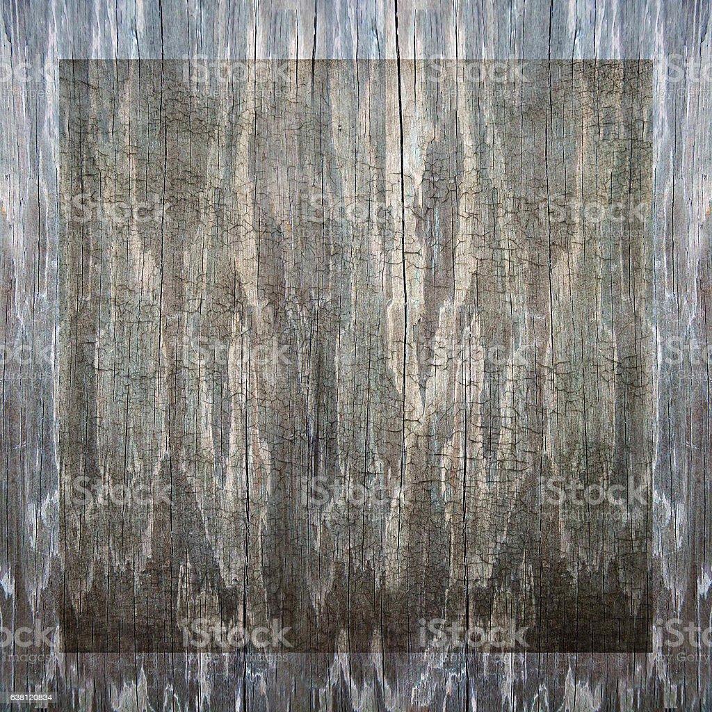 Grunge wall background vector art illustration