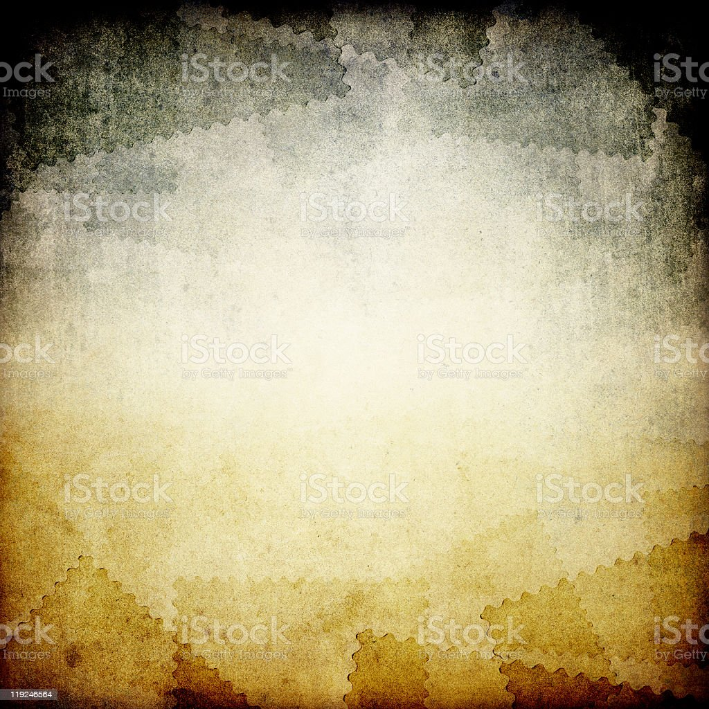 Grungy postage background with copyspace. royalty-free stock vector art