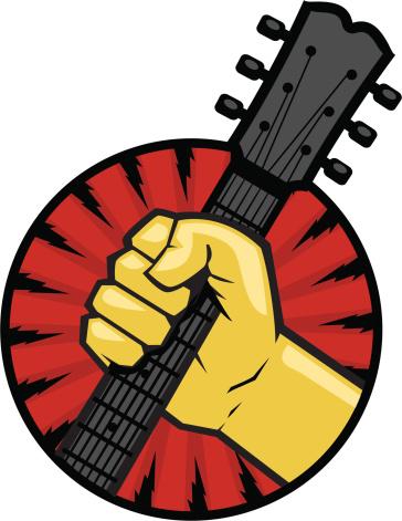 guitar fist