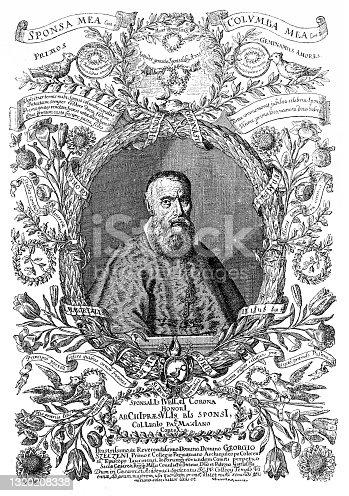 istock György Széchényi (Archbishop) 1320208338