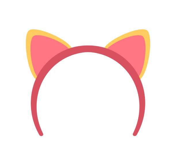 猫耳 イラスト素材 Istock