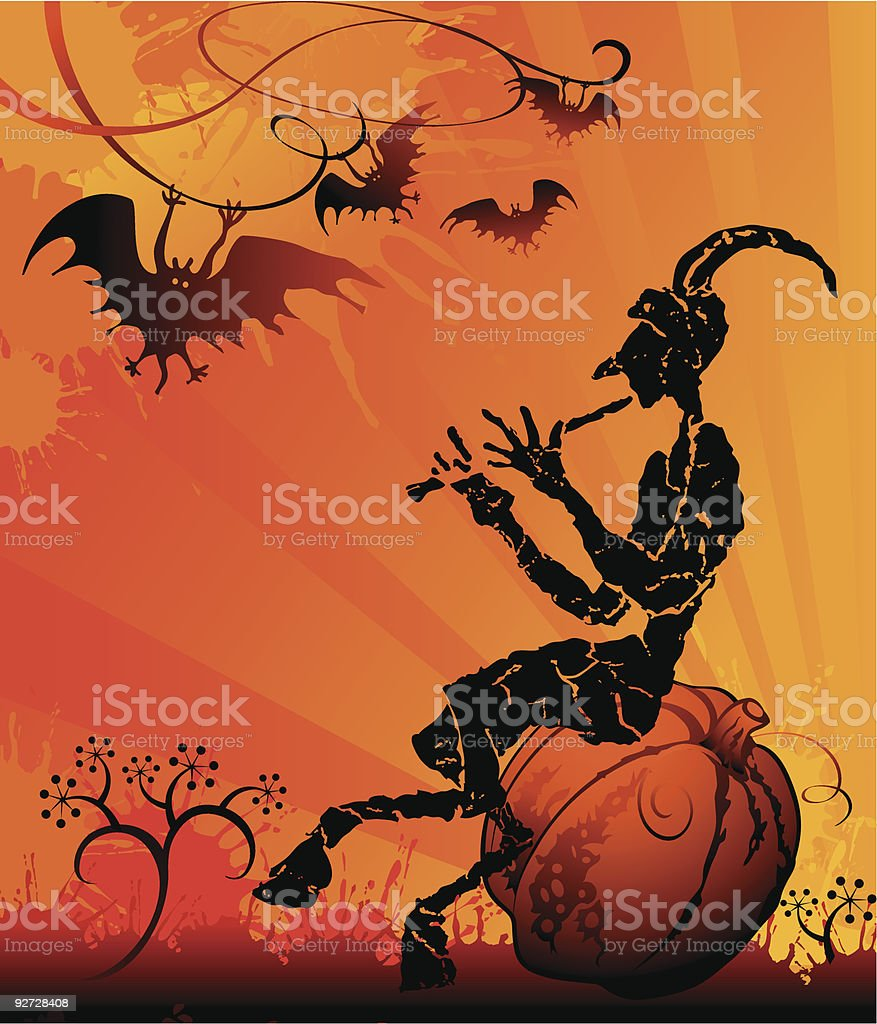 Halloween party royalty-free halloween party stock vector art & more images of abstract
