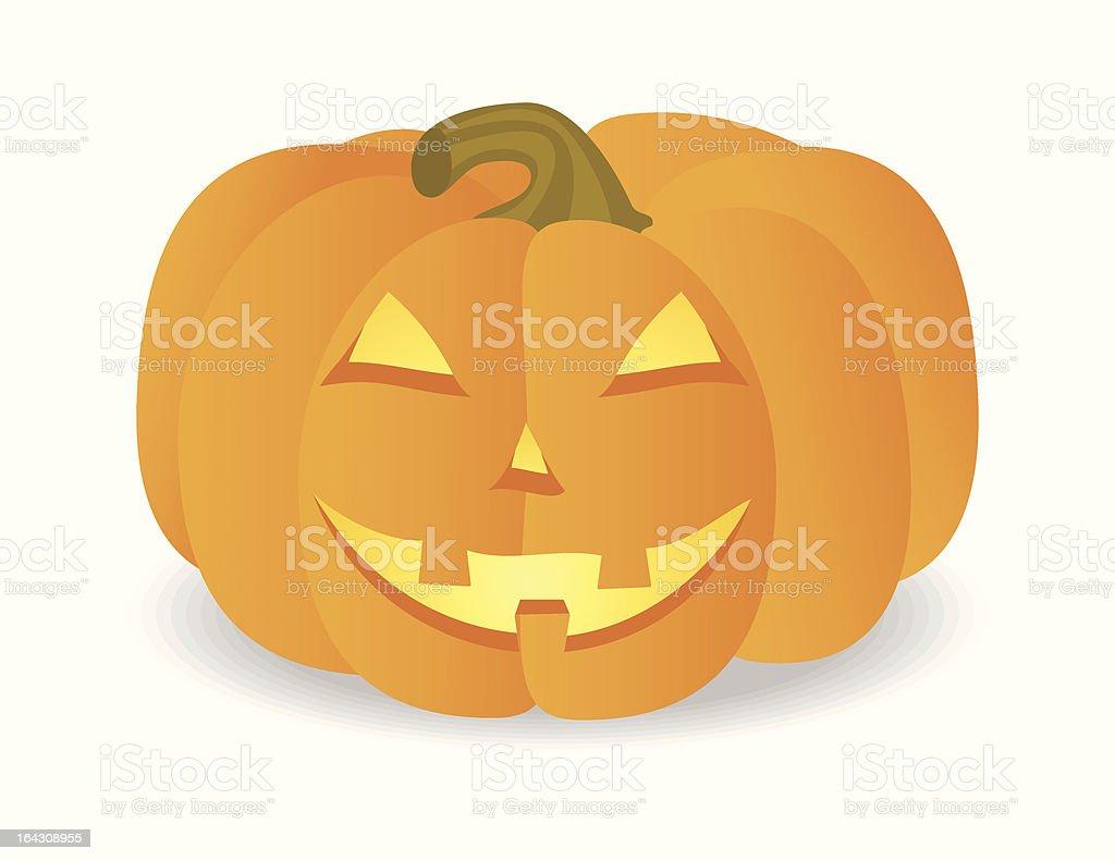 Halloween Pumpkin royalty-free halloween pumpkin stock vector art & more images of autumn