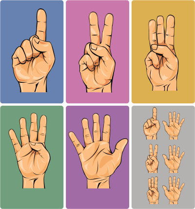 Hand Numbers