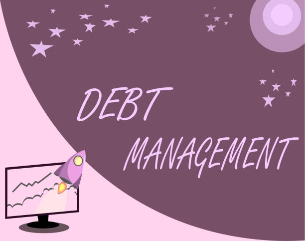 Handwriting text Debt Management. Concept meaning The formal agreement between a debtor and a creditor Handwriting text Debt Management. Concept meaning The formal agreement between a debtor and a creditor. debenture stock illustrations
