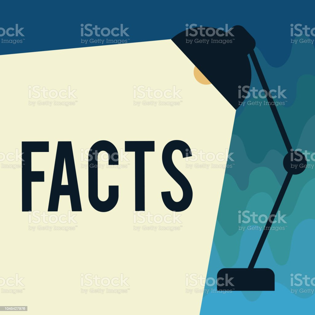 handwriting text facts concept meaning information used as