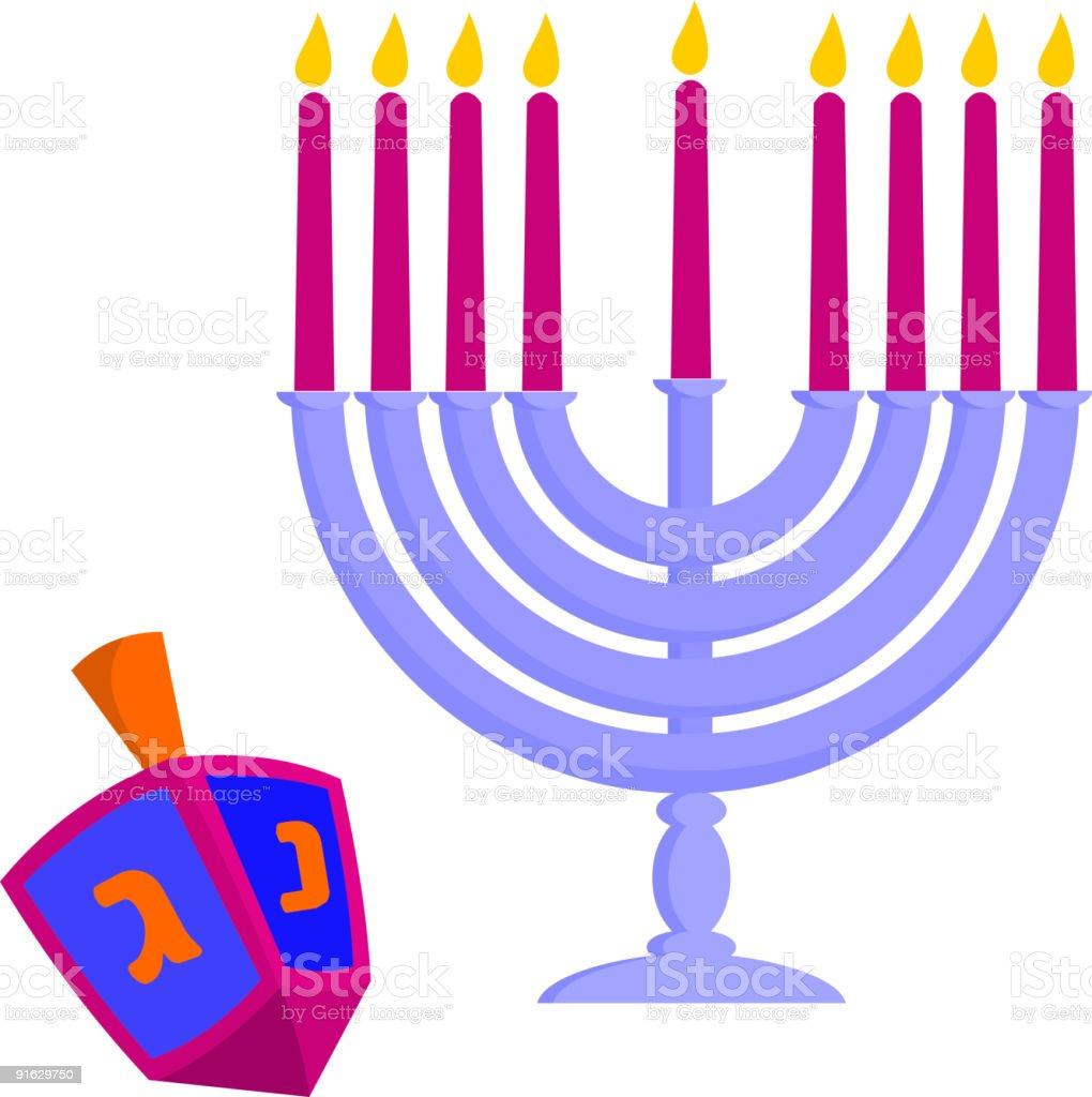 Hannukah's elements royalty-free hannukahs elements stock vector art & more images of backgrounds
