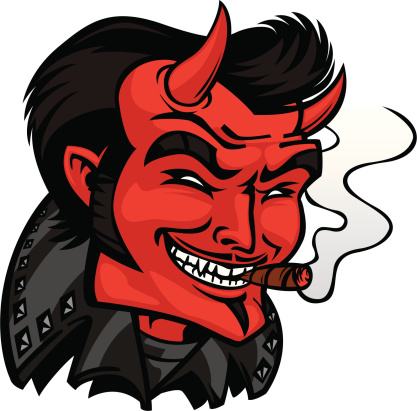 hansom devil