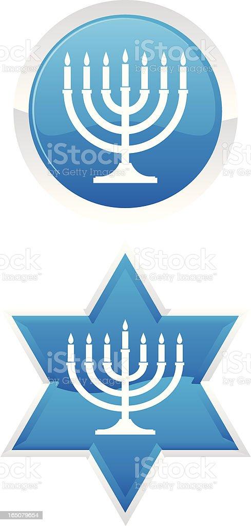 hanukkah royalty-free hanukkah stock vector art & more images of celebration