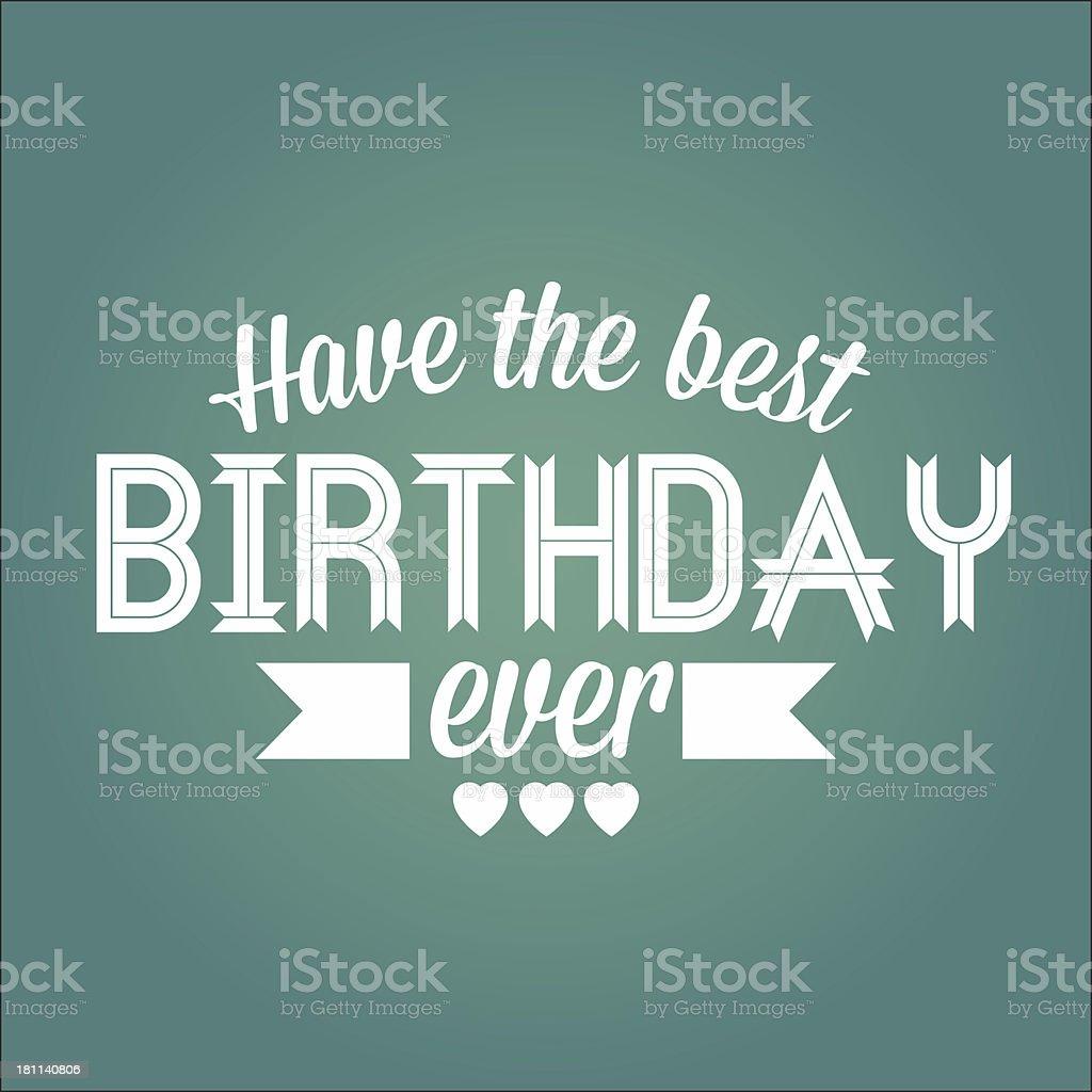 Happy birthday royalty-free happy birthday stock vector art & more images of anniversary