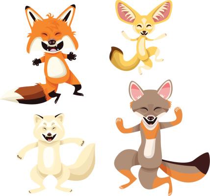 Happy Fox Page