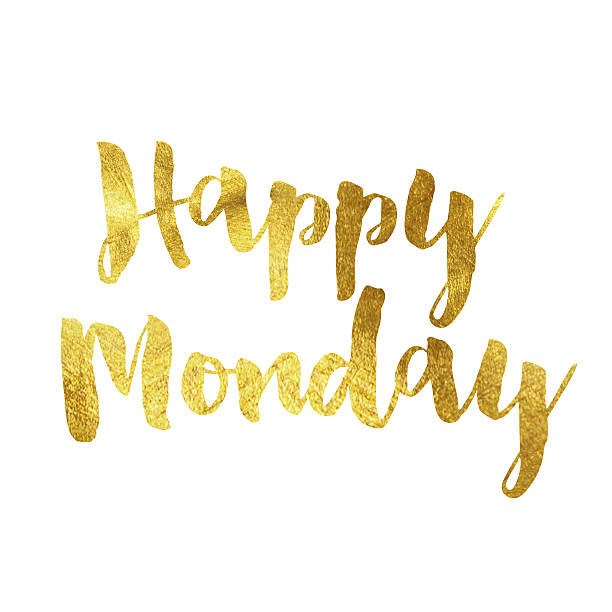 Happy Monday Illustrations, Royalty-Free Vector Graphics ...