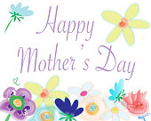 istock Happy Mother's Day 1315466956