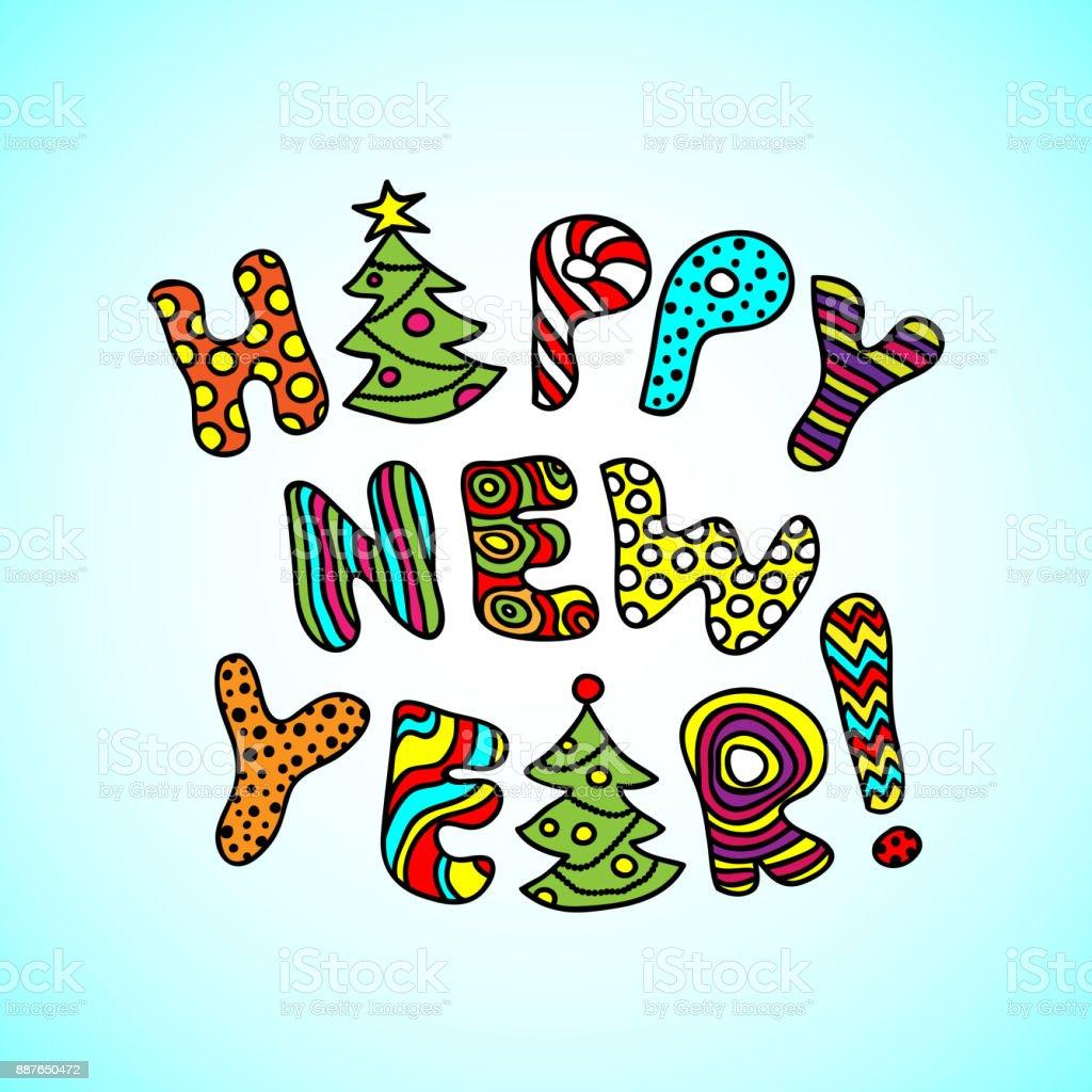 Happy New Year Cartoon 21